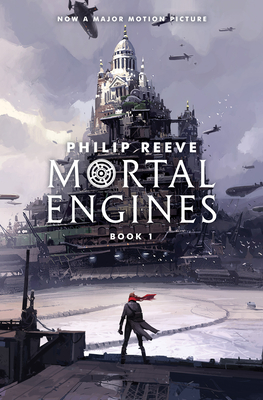 Mortal Engines (Mortal Engines, Book 1) Cover Image