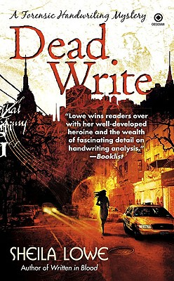 Dead Write: A Forensic Handwriting Mystery Cover Image