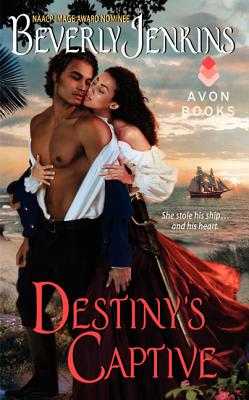 Destiny's Captive (Destiny Trilogy #3) Cover Image