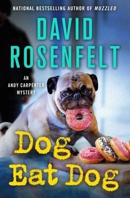 Dog Eat Dog (An Andy Carpenter Novel #23) Cover Image