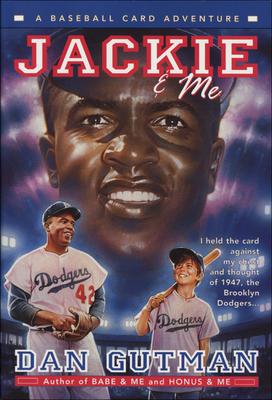 Jackie & Me (Baseball Card Adventures (Pb)) Cover Image