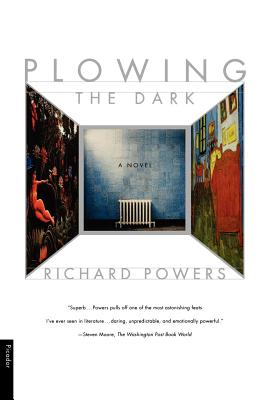 Cover for Plowing the Dark