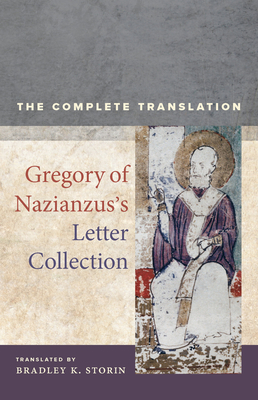 Cover for Gregory of Nazianzus's Letter Collection