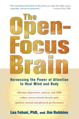 The Open-Focus Brain Cover