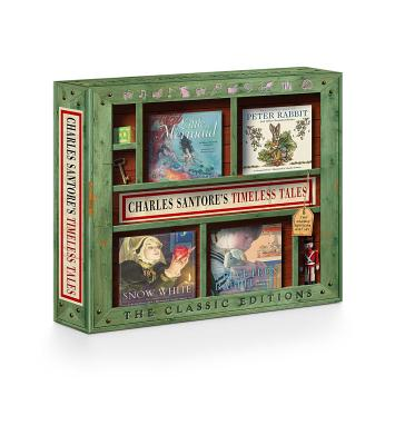 Timeless Tales Mini Gift Set: Big Stories for Little Hands (The Classic Edition) Cover Image