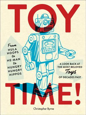 Toy Time! Cover