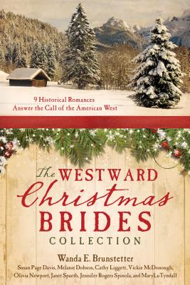 Cover for The Westward Christmas Brides Collection
