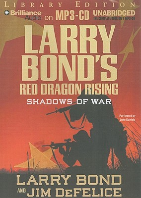 Red Dragon Rising: Shadows of War Cover Image