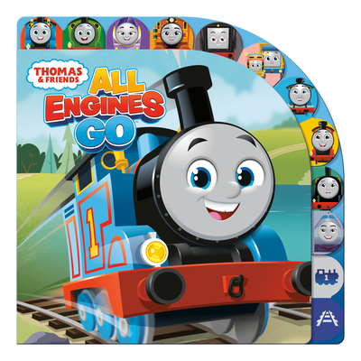 Cover for All Engines Go (Thomas & Friends)