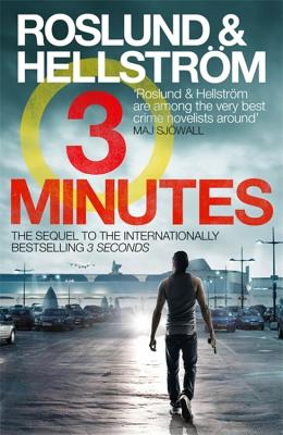 Three Minutes (A Ewert Grens Thriller #6) Cover Image
