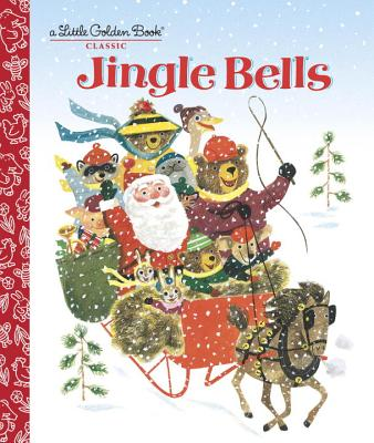 Jingle Bells (Little Golden Book) Cover Image