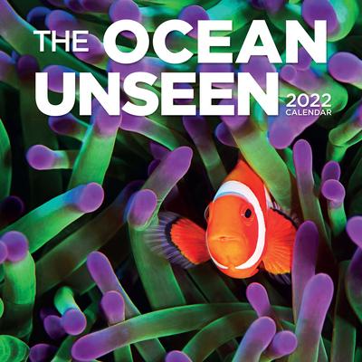 Cover for Ocean Unseen Wall Calendar 2022