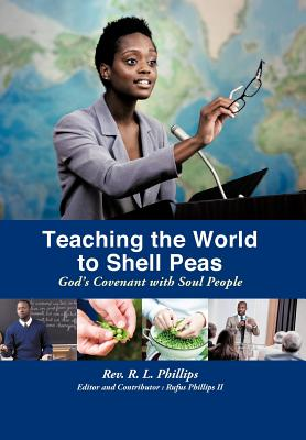 Teaching the World to Shell Peas Cover