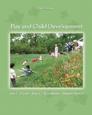Play and Child Development Cover