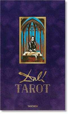 Dalí. Tarot Cover Image