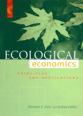 Ecological Economics: Principles and Applications Cover Image