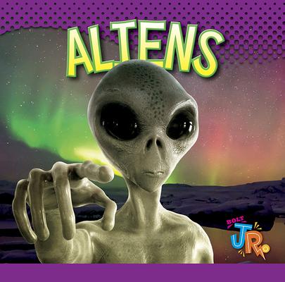 Aliens (A Little Bit Spooky) Cover Image