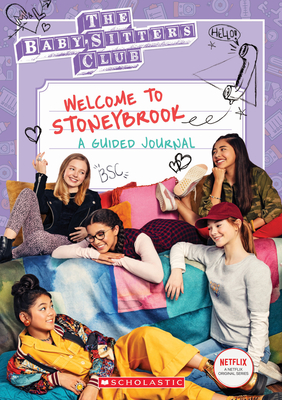 Welcome to Stoneybrook: A Guided Journal (Baby-Sitters Club TV) Cover Image