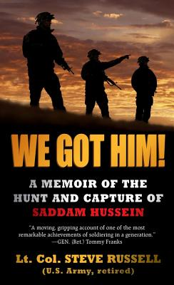 Cover for We Got Him!