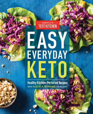 Easy Everyday Keto: Healthy Kitchen-Perfected Recipes Cover Image