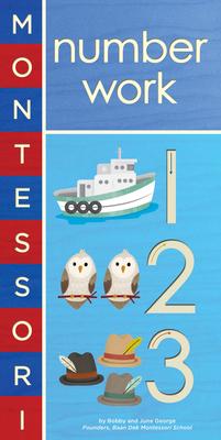 Montessori: Number Work Cover Image