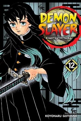Demon Slayer: Kimetsu no Yaiba, Vol. 12 Cover Image