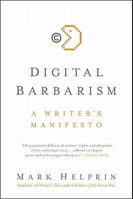 Digital Barbarism Cover
