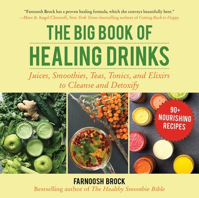 Cover for The Big Book of Healing Drinks