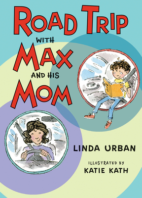 Road Trip with Max and His Mom Cover Image