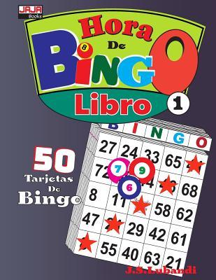 Hora De BINGO: Libro 1 Cover Image