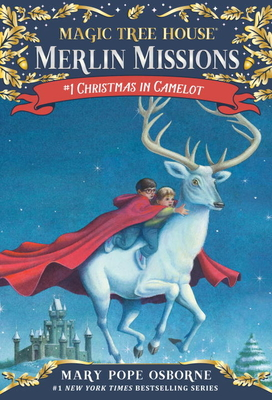 Christmas in Camelot (Magic Tree House (R) Merlin Mission #1) Cover Image