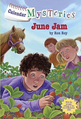 Calendar Mysteries #6: June Jam Cover Image