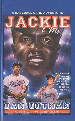 Jackie & Me (Baseball Card Adventures (Pb)) Cover Image