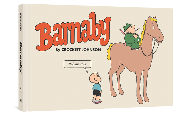 Barnaby Volume Four Cover Image