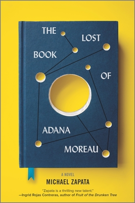 The Lost Book of Adana Moreau Cover Image