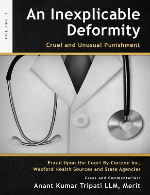 An Inexplicable Deformity: Cruel and Unusual Punishment Cover Image