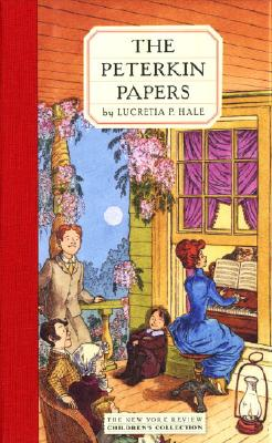 Cover for The Peterkin Papers