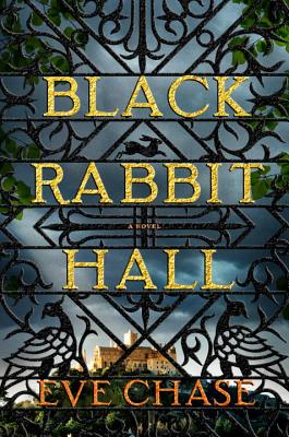 Cover for Black Rabbit Hall