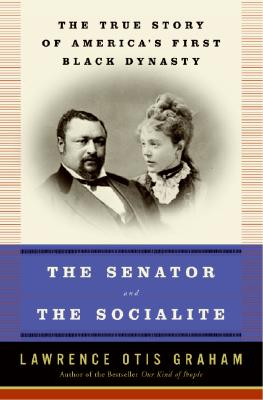The Senator and the Socialite Cover