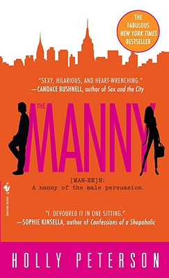 The Manny: A Nanny of the Male Persuasion Cover Image