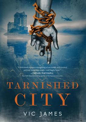 Tarnished City (Dark Gifts #2) Cover Image