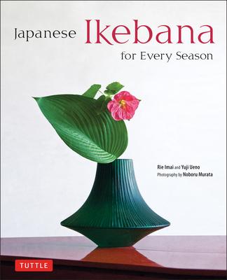 Cover for Japanese Ikebana for Every Season