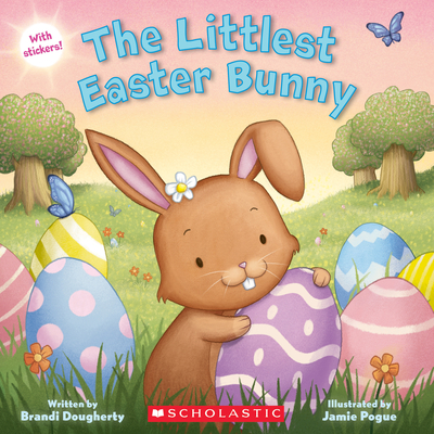 The Littlest Easter Bunny (Littlest Series) Cover Image