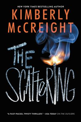 The Scattering (Outliers #2) Cover Image