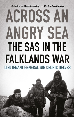 Across an Angry Sea: The SAS in the Falklands War Cover Image