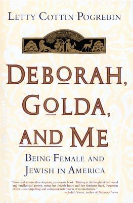 Deborah, Golda, and Me Cover