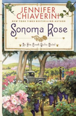Sonoma Rose Cover