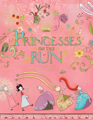 Princesses on the Run Cover