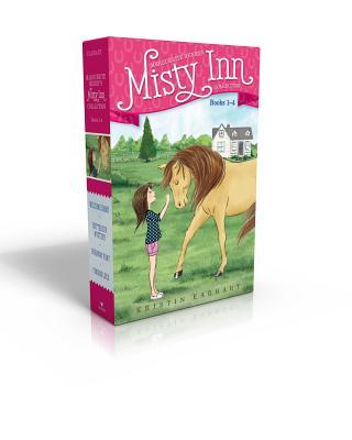 Cover for Marguerite Henry's Misty Inn Collection Books 1-4