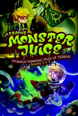Stomach-Turning Tales of Terror (Books 3 and 4) Cover Image